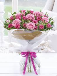 flower birthday birthday pink lisianthus