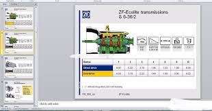 man truck u0026 bus full service manual service training schematic