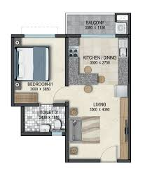 1 bhk floor plan upcoming 1 bhk 2 bhk residential apartment flats for sale in