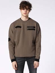 sweatshirts man diesel online store usa