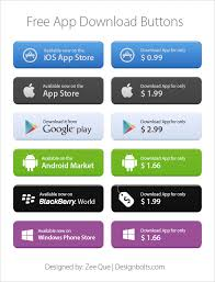 free app stores for android free app store market buttons pngs vector ai file