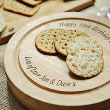 personalized cheese platter engraved wooden gifts i just it
