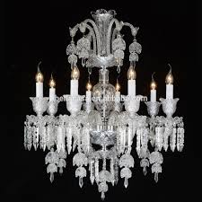 Crystal Glass Chandelier Glass Iron Crystal Light Glass Iron Crystal Light Suppliers And