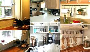 Ideas For Decorating Kitchen Countertops Ideas To Decorate Kitchen Countertops 12 Ways To Beat Counter