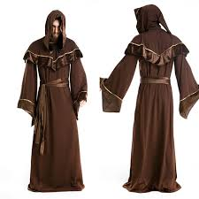 Quality Halloween Costume Quality Halloween Costume Male Model Wizard Clothing European