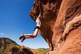 Rock Climbing Garden Of The Gods Rock Climbing Near Rocks Colorado Morahan Visuals Joe