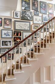 How To Decorate A Hallway Gallery Wall Ideas To Copy Asap Gallery Wall Ceiling And
