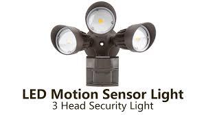 led motion sensor light youtube idolza