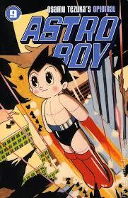 astro boy tpb 2002 2004 dark horse digest comic books