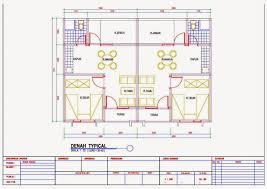 design interior rumah kontrakan contoh denah rumah kontrakan yang nyaman