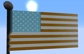 Flag Minecraft My Latest Minecraft Project Elemental American Flag Loadout
