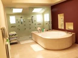 custom bathrooms impressive home design