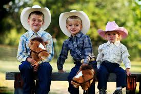 cowboy horse themed party games