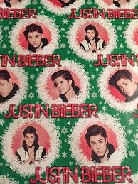 justin bieber wrapping paper justin bieber wrapping paper gift wrap 2 5