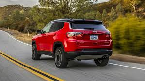 red jeep compass first drive jeep compass first drives bbc topgear magazine
