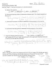bunch ideas of stoichiometry worksheets also summary