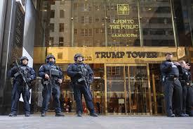 trump tower new york address trump tower security may take over 2 floors and cost millions