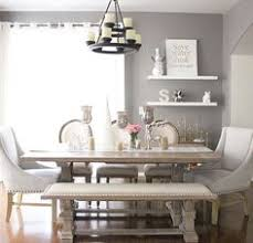 dining room sets with bench refinished sun bleached antique pine harvest farm dining table