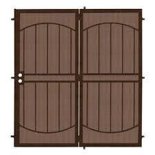 Home Depot Steel Doors Exterior Awesome Metal Security Screen Door And Security Doors Exterior