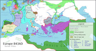 map europ file europe 843ad viking incursions map png wikimedia commons