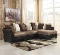 furniture charming cheap sectional sofas in tan and black on