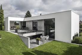 Nordic House Interiors A Modern Concrete House By Ardess Plastolux