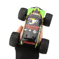 1 24 scale monster jam trucks 2 4g 1 24th scale rc 4wd electric powered monster truck toys with