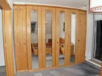 schlafzimmer naturholz komplettes schlafzimmer in natur holz in saarland schiffweiler
