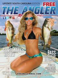 Zach King Author At Wolf Creek Angler Page 2 Of 2 by The Angler Magazine July Upstate South Carolina By Coastal