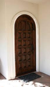 Arch Doors Interior Doors Simple Traditional Home Craftsman Solid Wood Doors