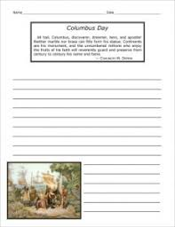 columbus day copywork and worksheets u2013 cynces place