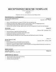 Front Desk Manual Receptionist Resume Sample Australia Sidemcicek Com