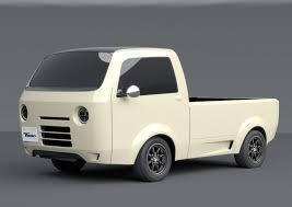van honda honda t880 an adorable retro kei truck concept japanese