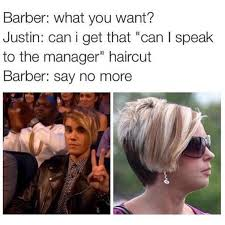 New Haircut Meme - 26 best say no more images on pinterest ha ha barber memes and