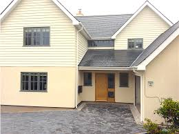 build house new self build project cardiff from derwood homes