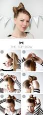 best 25 bow hairstyles ideas only on pinterest hair bow