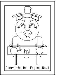train engine coloring kids coloring