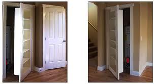 Pre Hung Closet Doors Bookcase Door Coolclosets