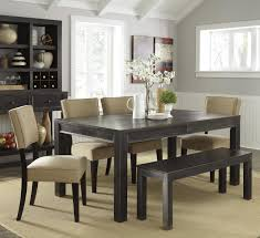 Hank Cocas by Signature Design By Ashley Gavelston 6 Piece Rectangular Table Set