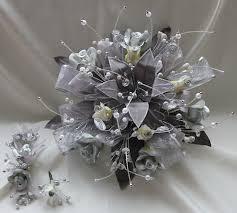 Quinceanera Bouquets Mis Quince Ramo Mis Quince Silver Bouquets