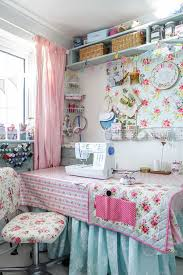 Shabby Chic Craft Room by A Shabby Craft Room Corner Decor Advisor