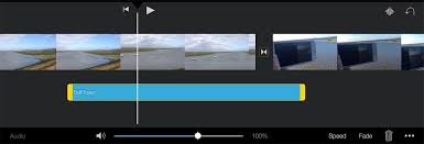 imovie app tutorial 2014 how to add and edit audio in imovie for ipad