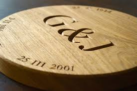 personalised wooden plaque makemesomethingspecial