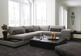 furninova sofa modular sofa contemporary leather fabric cartago