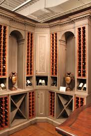 Wine Racks In Kitchen Cabinets Wood Prestige Shaker Door Antique White Wine Rack Kitchen Cabinet