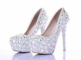 wedding shoes dublin sparkling colorful diamond wedding shoes shoes evening