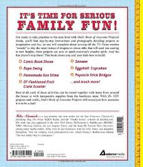Fruit Of The Spirit Crafts For Kids - dad u0027s book of awesome projects from stilts and super hero capes