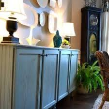 how to build a sideboard from stock cabinets stock cabinets