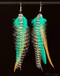 owlita earrings 174 best feather earrings images on feather earrings