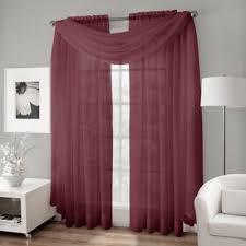 Sheer Scarf Valance Window Treatments Buy Window Scarf Valances From Bed Bath U0026 Beyond